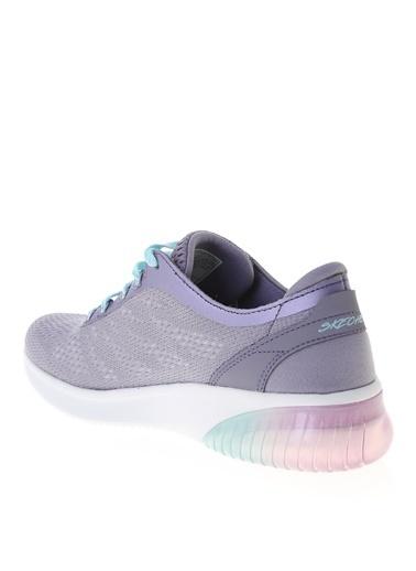Skechers Ayakkabı Lila